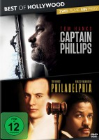 Captain Phillips & Philadelphia - Best of Hollywood - 2 Movie Collector's Pack (DVD)