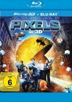 Pixels - Blu-ray 3D + 2D (Blu-ray)