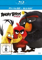 Angry Birds - Der Film - Blu-ray 3D + 2D (Blu-ray)