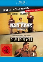 Bad Boys - Harte Jungs & Bad Boys II - Best of Hollywood / 2 Movie Collector's Pack (Blu-ray)