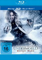 Underworld - Blood Wars - Blu-ray 3D + 2D (Blu-ray)