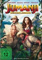 Jumanji - Willkommen im Dschungel (DVD)