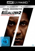 The Equalizer 2 - 4K Ultra HD Blu-ray + Blu-ray (4K Ultra HD)