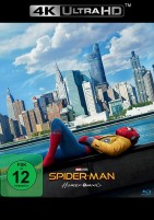 Spider-Man: Homecoming - 4K Ultra HD Blu-ray + Blu-ray (4K Ultra HD)