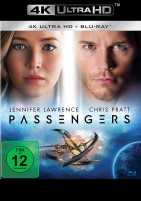 Passengers - 4K Ultra HD Blu-ray + Blu-ray (Ultra HD Blu-ray)