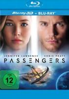 Passengers - Blu-ray 3D + 2D (Blu-ray)