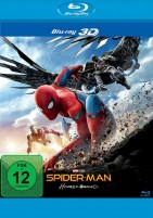 Spider-Man: Homecoming - Blu-ray 3D + 2D (Blu-ray)