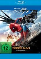 Spider-Man: Homecoming - Blu-ray 3D + 2D (Blu-ray)