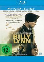 Die irre Heldentour des Billy Lynn - Blu-ray 3D + 2D (Blu-ray)