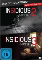 Insidious: Chapter 2 & Insidious: Chapter 3 - Best of Hollywood - 2 Movie Collector's Pack (DVD)