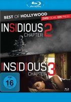 Insidious: Chapter 2 & Insidious: Chapter 3 - Best of Hollywood - 2 Movie Collector's Pack (Blu-ray)