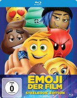 Emoji - Der Film - Steelbook (Blu-ray)