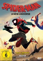 Spider-Man: A New Universe (DVD)
