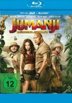 Jumanji - Willkommen im Dschungel - Blu-ray 3D + 2D (Blu-ray)