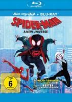 Spider-Man: A New Universe - Blu-ray 3D + 2D (Blu-ray)