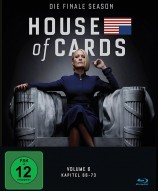House of Cards - Staffel 06 / Die finale Season (Blu-ray)