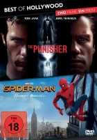 The Punisher & Spider-Man: Homecoming - Best of Hollywood - 2 Movie Collector's Pack (DVD)