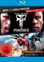 The Punisher & Spider-Man: Homecoming - Best of Hollywood - 2 Movie Collector's Pack (Blu-ray)