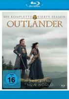 Outlander - Staffel 04 (Blu-ray)