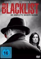 The Blacklist - Staffel 06 (DVD)