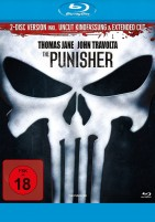 The Punisher - Uncut Kinofassung & Extended Cut (Blu-ray)