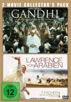 Lawrence von Arabien & Gandhi - 2 Movie Collection (DVD)