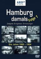 Hamburg damals - Folge 1 / Die Jahre 1950-1954 (DVD)