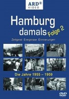 Hamburg damals - Folge 2 / Die Jahre 1955-1959 (DVD)