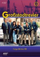 Großstadtrevier - Vol. 05 / Staffel 10 / Episode 86-98 (DVD)