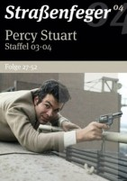 Percy Stuart - Straßenfeger 04 / Staffel 3+4 (DVD)
