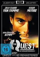 The Quest - Die Herausforderung - Classic Cult Edition (DVD)