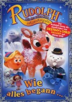 Rudolph mit der roten Nase - Wie alles begann... (DVD)