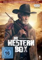Die Western-Box: Blut & Schweiß (DVD)