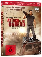 Attack of the Undead 1&2 (DVD)
