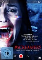 #Screamers - Hörst du den Schrei, ist es zu spät (DVD)