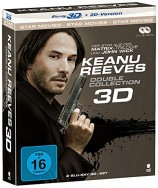 Keanu Reeves - Double Collection / Blu-ray 3D + 2D (Blu-ray)