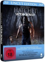 Hatchet - Victor Crowley - Limited Steelbook Edition (Blu-ray)