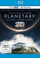 Planetary 3D - Blu-ray 3D + 2D (Blu-ray)