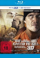 Caged To Kill 3D - Blu-ray 3D + 2D (Blu-ray)