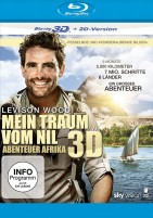 Mein Traum vom Nil - Abenteuer Afrika - Blu-ray 3D + 2D (Blu-ray)