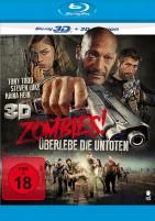 Zombies! - Überlebe die Untoten - Blu-ray 3D + 2D (Blu-ray)