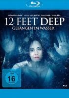12 Feet Deep - Gefangen im Wasser (Blu-ray)