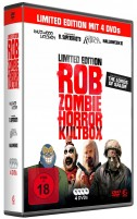 Rob Zombie - Limited Horror Kultbox (DVD)