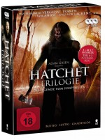Hatchet Trilogie (DVD)