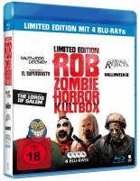 Rob Zombie - Limited Horror Kultbox (Blu-ray)