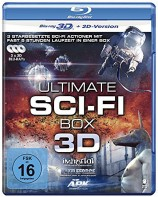 Ultimate Sci-Fi Box 3D - Blu-ray 3D + 2D (Blu-ray)