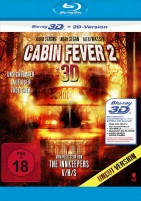 Cabin Fever 2 3D - Blu-ray 3D + 2D (Blu-ray)