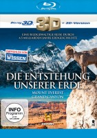 Die Entstehung unserer Erde - Grand Canyon + Mount Everest / Blu-ray 3D + 2D (Blu-ray)