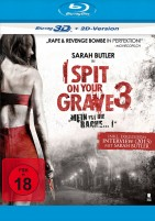 I Spit on Your Grave 3 - Mein ist die Rache - Blu-ray 3D + 2D (Blu-ray)