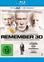 Remember 3D - Vergiss nicht, dich zu erinnern - Blu-ray 3D + 2D (Blu-ray)